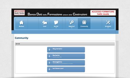 Community Formatori BDFC (progetto)
